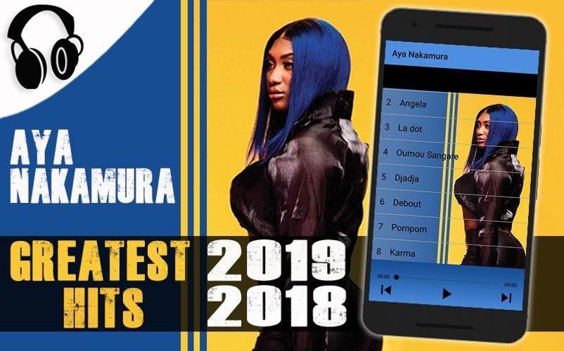 Aya Nakamura 2019 Music Sans Internet For Android Apk Download