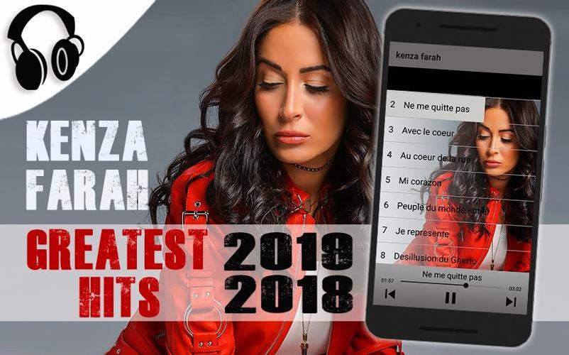 GRATUIT COEUR TÉLÉCHARGER DE COUP KENZA FARAH MP3
