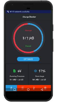 Optimizer and Battery Saver poster