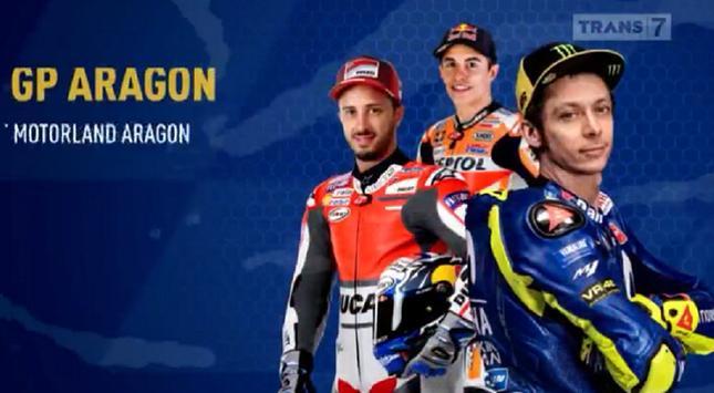 MotoGP INDONESIA 2018  - JADWAL & LIVE STREAMING screenshot 3