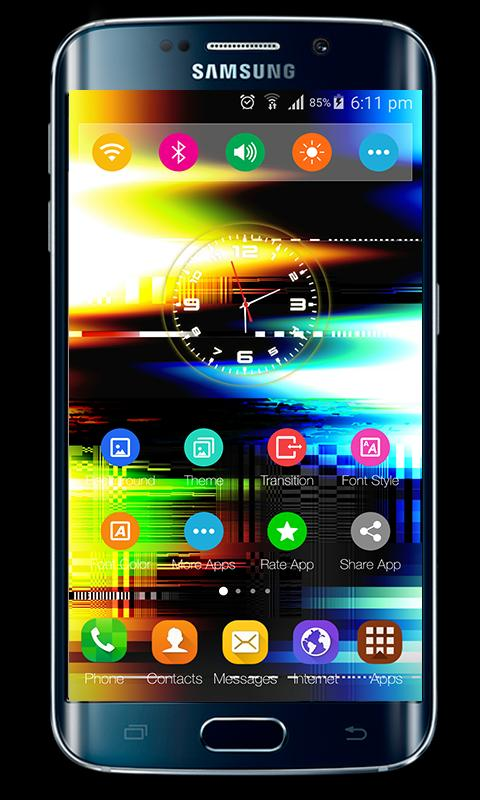 Oppo home launcher apk download   Download OPPO Home 2 13 _150907