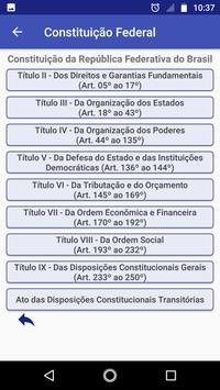 Constituição Federal screenshot 1