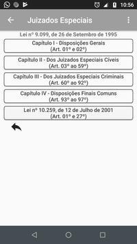 Juizados Especiais - Leis nº 9.009 e nº 12.509 screenshot 1