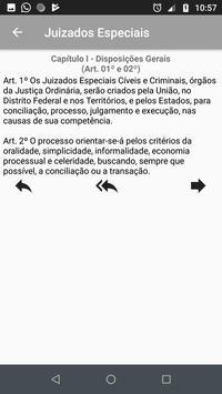 Juizados Especiais - Leis nº 9.009 e nº 12.509 screenshot 4