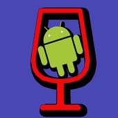 AlcoDroid ícone