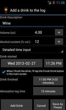 AlcoDroid imagem de tela 7