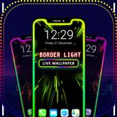 Border Light Wallpaper 2020 - Color Live Wallpaper icon