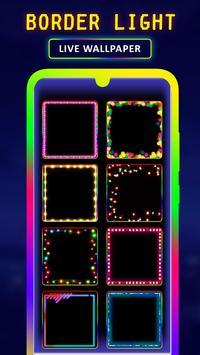Border Light Wallpaper 2020 - Color Live Wallpaper screenshot 4