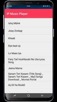 IP Music Player screenshot 2