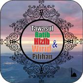 Tawasul Wirid Ratib dan Hizib Pilihan icon