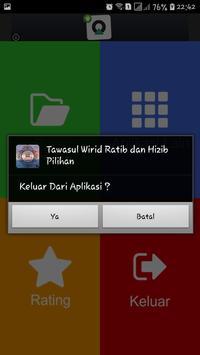 Tawasul Wirid Ratib dan Hizib Pilihan screenshot 10
