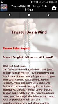 Tawasul Wirid Ratib dan Hizib Pilihan screenshot 3