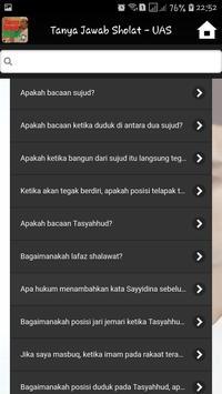 Tanya Jawab Sholat - UAS screenshot 7
