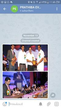 PRATHIBA D.C- Messenger Siddipet screenshot 3