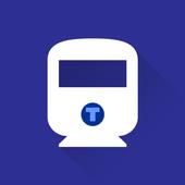 Edmonton ETS LRT - MonTransit icon