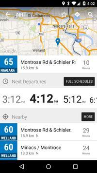 Niagara Region Transit Bus - MonTransit screenshot 1