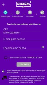Mudamos+ screenshot 3