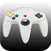 Retro N64 icon