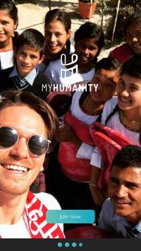 myhumanity - Honor your moment screenshot 1