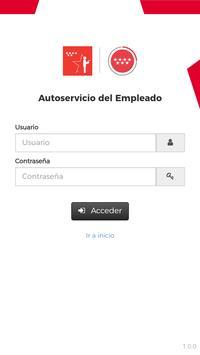 Autoservicio del Empleado screenshot 1