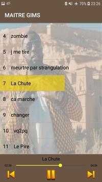 Maitre Gims 2019 -sans internet- screenshot 5
