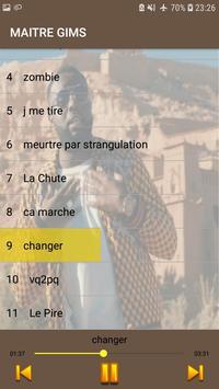 Maitre Gims 2019 -sans internet- screenshot 6