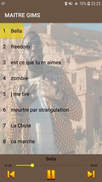 Maitre Gims 2019 -sans internet- screenshot 7