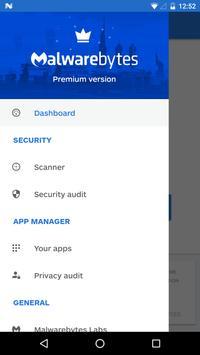 Segurança da Malwarebytes Antivirus & Anti-Malware imagem de tela 1