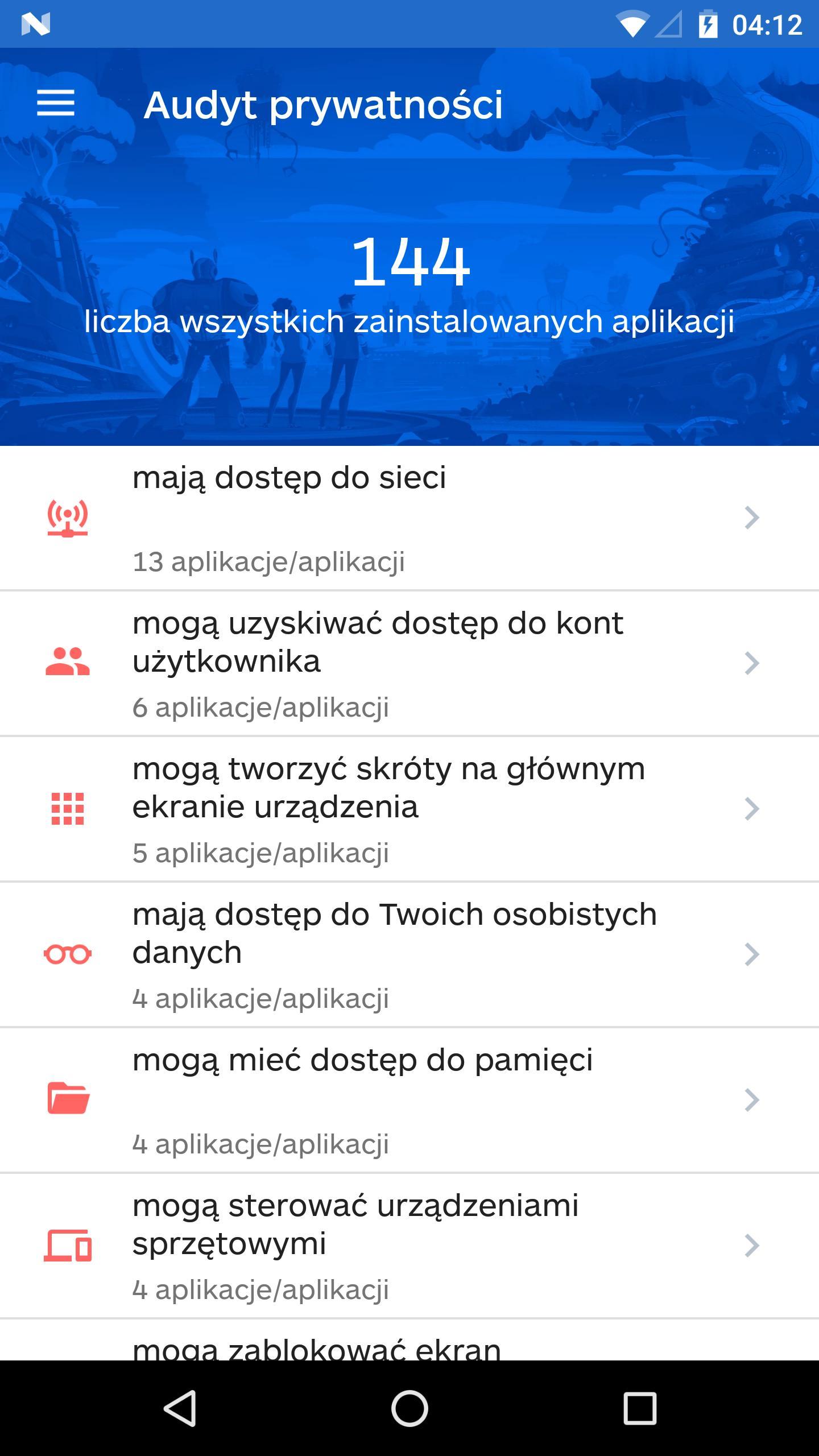 Ochrona Malwarebytes: Antywirus & Anti-Malware for Android