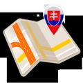 Map of Slovakia offline
