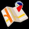 Map of Philippines offline icono