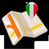 Map of Rome offline 아이콘