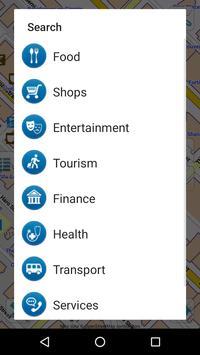 Map of Vancouver offline screenshot 5