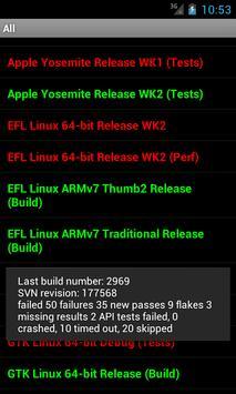 WebKit Watcher screenshot 1