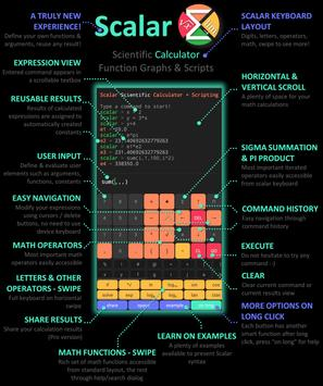 Skalar — der beste wissenschaftliche rechner Screenshot 5