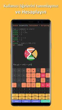 Scalar — En gelişmiş bilimsel hesap makinesi Ekran Görüntüsü 16
