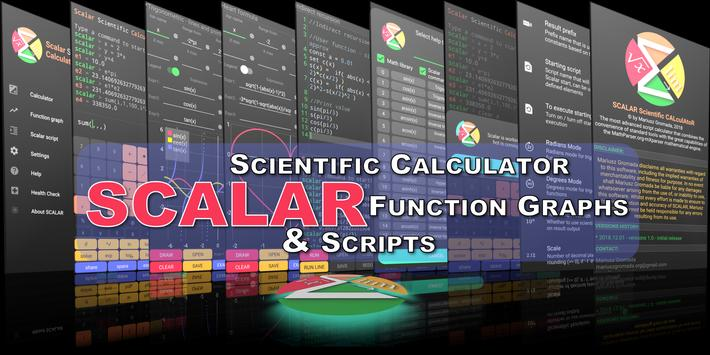 Scalar — Most Advanced Scientific Calculator ảnh chụp màn hình 8