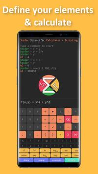 Scalar Pro — Most Advanced Scientific Calculator 海報
