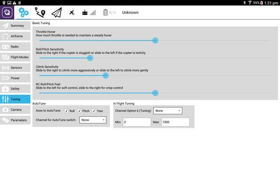 QGroundControl screenshot 11