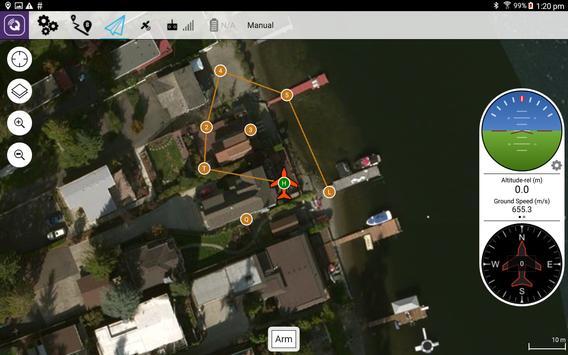 QGroundControl screenshot 6