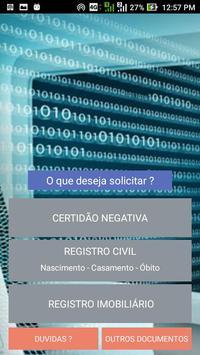 MeuDocumento.org - Certidão Original Oficial poster