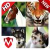 150 dierlijke geluiden-icoon