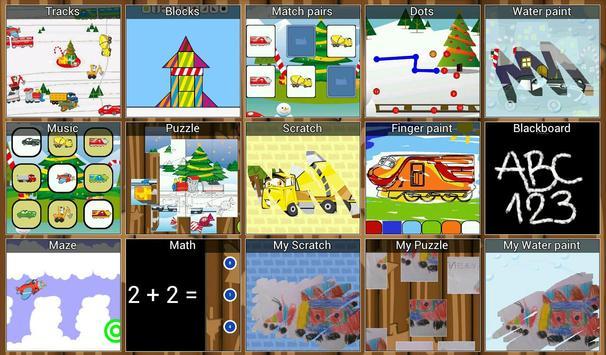 Kids Toddlers Preschool Games screenshot 8
