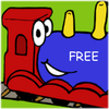 Trains, cars & games for kids icon