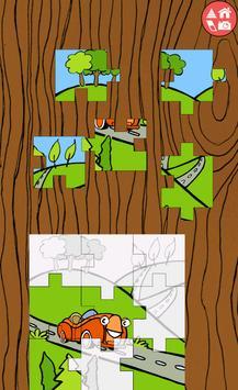 Trens, jogos para crianças imagem de tela 4