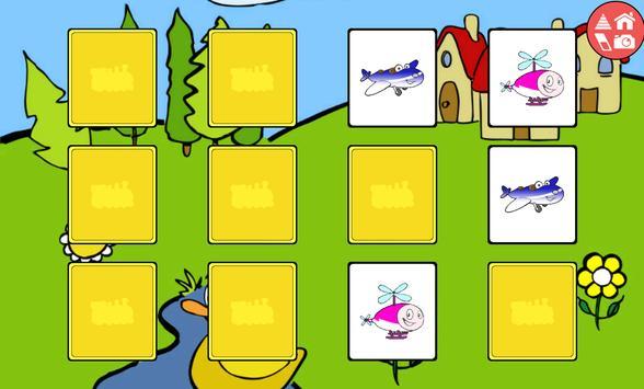 Trens, jogos para crianças imagem de tela 5