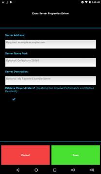 Server Status for Minecraft screenshot 16