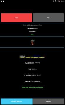 Server Status for Minecraft screenshot 9