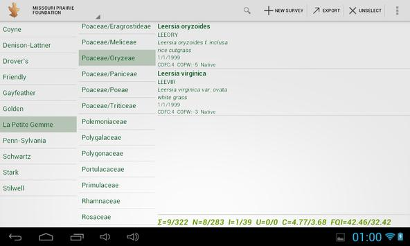 PlantList screenshot 4