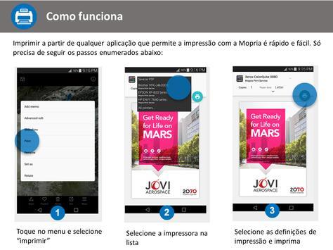 Mopria Print Service imagem de tela 1